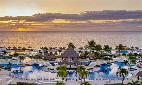 all inclusive cancun vacation with airfare groupon