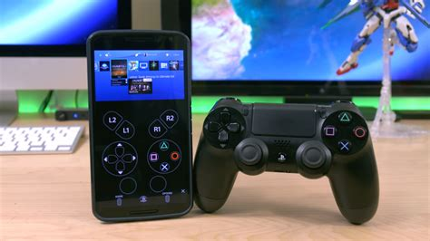 android to ps4 play ps4 on android