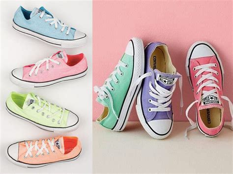 colored converse 8 pastel colored converse pictures photos and images for