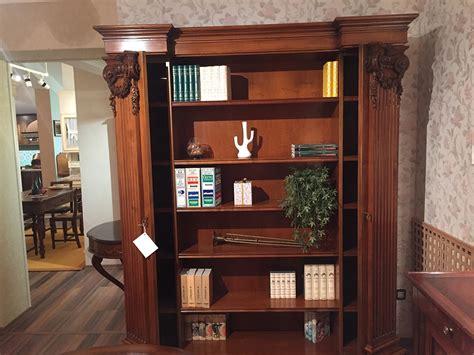 libreria prezzo libreria provasi in ciliegio massello a prezzo di costo