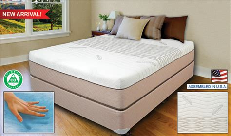 Temperature Changing Mattress by Memory Gel Mattress Featuring Phase Change Technology