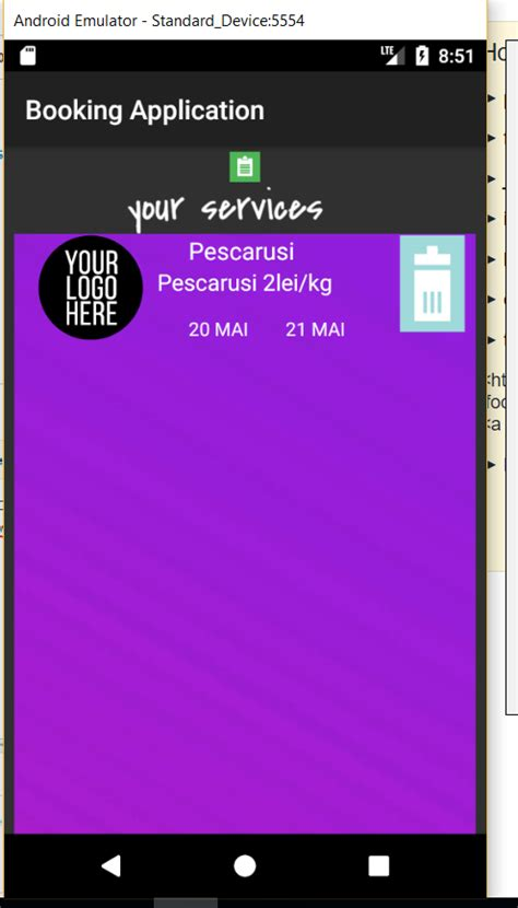 layout android space layout android custom list view with too much space