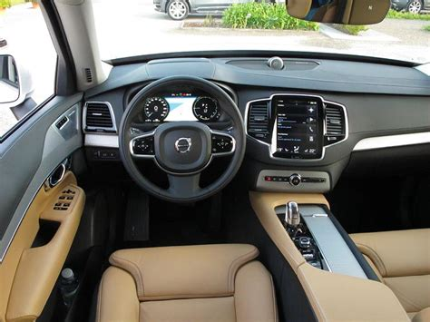 how cars run 2012 volvo xc90 interior lighting 2016 volvo xc90 review price t8 hybrid interior msrp