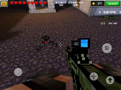 coloring pages of pixel gun 3d spider pixel gun 3d wiki