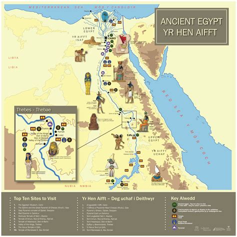 ancient egypt map and timeline egypt resources and activities wcbc