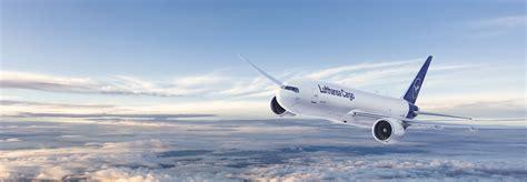 your expert for air freight lufthansa cargo