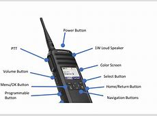 Motorola DTR700 Portable Digital Radio 900Mhz Motorola Radios Cp200d