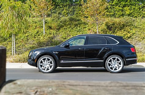 bentley bentayga truck rapper ready bentley bentayga poses on 24 quot custom wheels