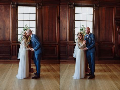 relaxed stylish edinburgh wedding at lothian chambers