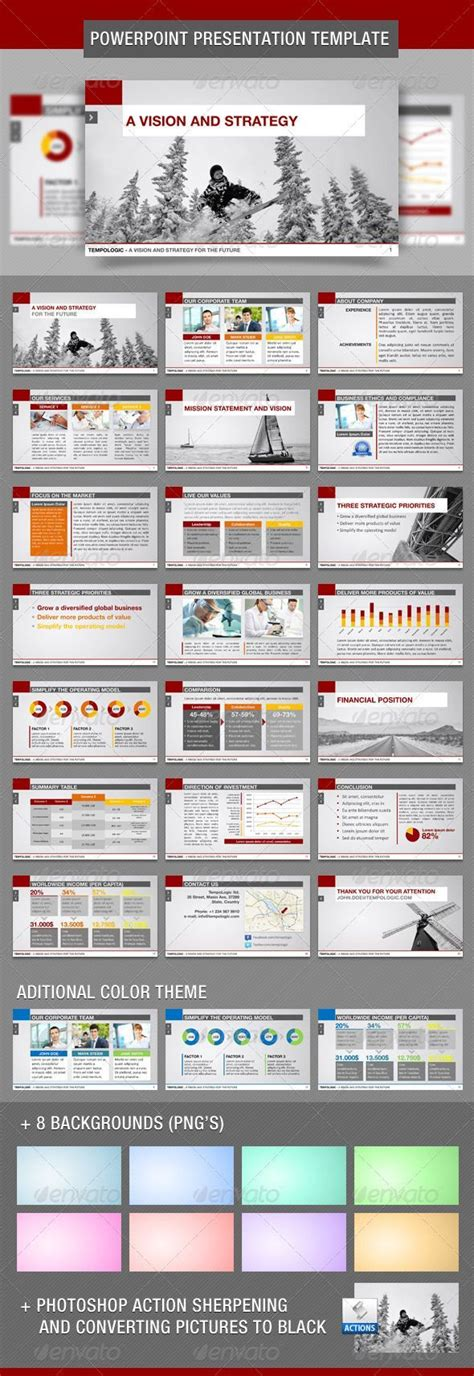 design powerpoint template photoshop 19 best images about ppt design on pinterest