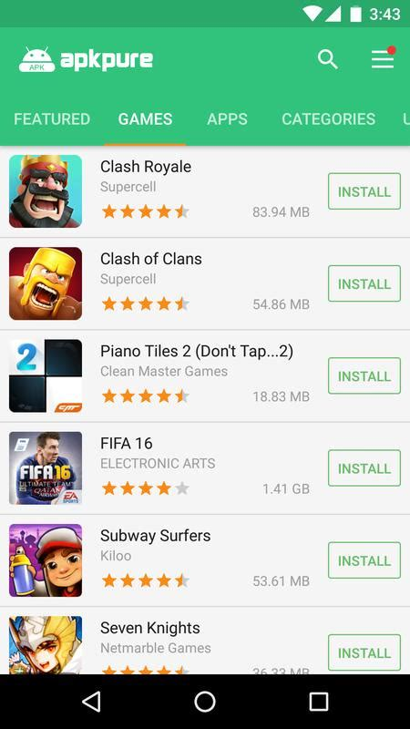 new apps for android apk menginstal free app tools android apkpure terbaru