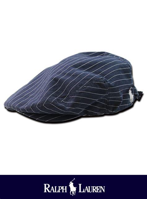 Paper Bag Cap Polo Ralph