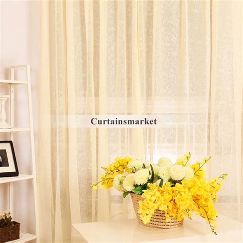ncdenr ust section pale yellow sheer curtains 28 images pale yellow