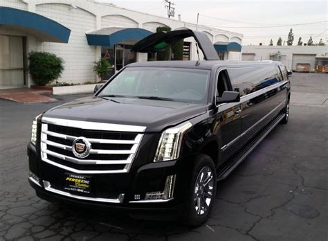 stretch cadillac escalade limo escalade stretch limo dallas black dallas luxury