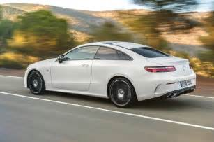 2017 mercedes e class coupe makes debut in