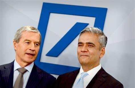 deutsche bank vaihingen deutsche bank fitschen und jain treten zur 252 ck