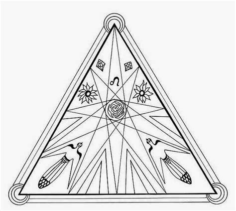 energy mandala coloring pages energy fire triangle mandala coloring pages