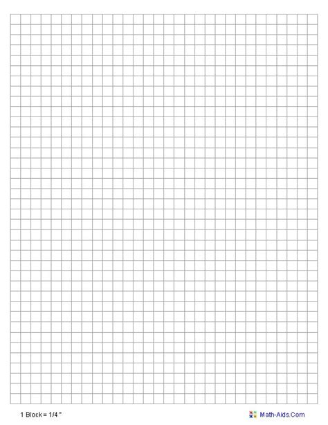 Printable Graph Paper For Math | standard graph paper math pinterest graph paper