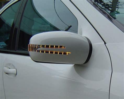 Link Stabil Mercedes W203 spiegelkappen spiegel weiss mit led blinker mercedes w203