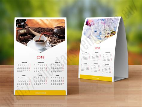 desk calendar design 2018 desk calendar kb70 w6 template calendar template