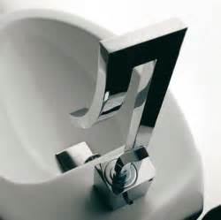 ultra modern faucets bathrooms design