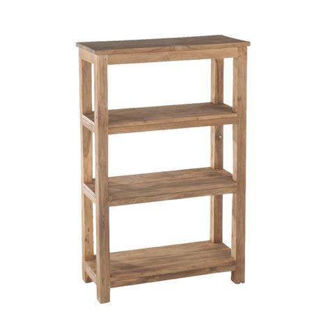 etagere 4 niveaux etag 232 re 4 niveaux en teck bross 233 recycl 233 drift