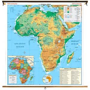 africa map geographical features top 10 physical features of sub saharan africa learning
