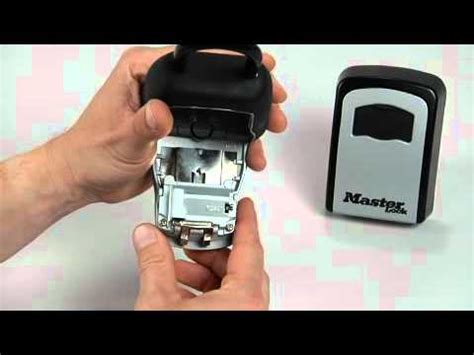 Spare Key Box Masterlock 5400d service and support lock boxes master lock