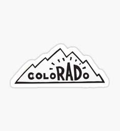 Cotopaxi Sticker