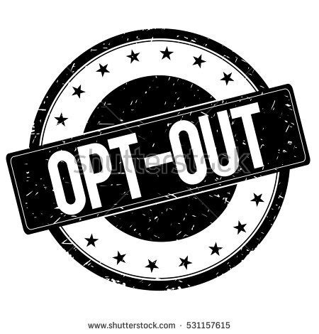 Free Search Opt Out Opt Stock Photos Royalty Free Images Vectors