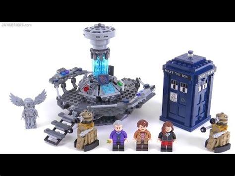 i set lego doctor who set review 21304