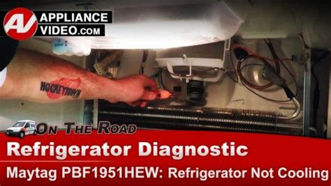 refrigerator fan not running bottom freezer refrigerator appliance video