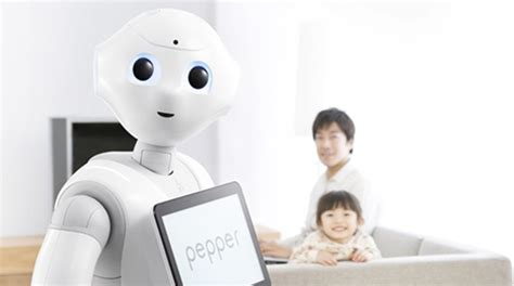 Vs Machine Robots At Japanese Hospital by Pepper The Robot Gets To Work
