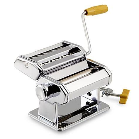 My Kitchen Pasta Machine Salt Pasta Machine Bed Bath Beyond