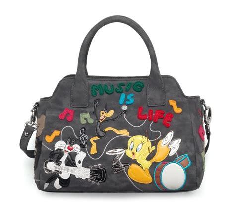 Braccialini Bags by Braccialini Looney Tunes Fall Winter 2011 Handbags