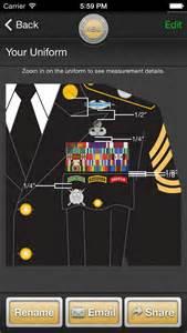 Iuniform Asu Builds Your Army Service Uniform App For