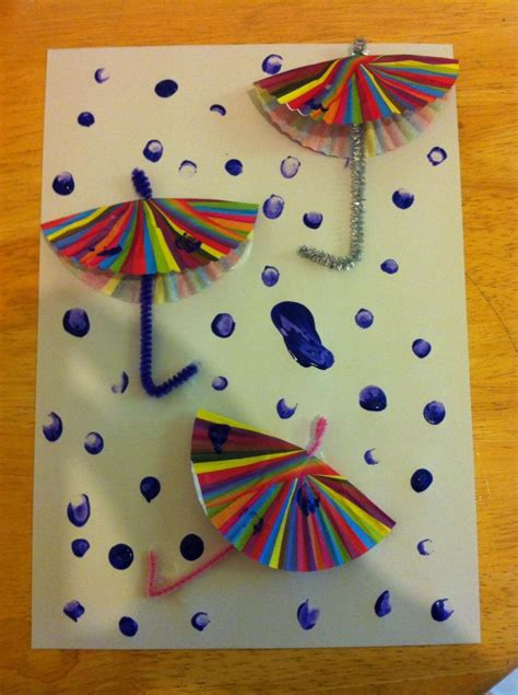 pattern art for kindergarten easy weather art activity for preschoolers and reception