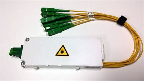 Shelf Splitter by Compact Fiber Optic Plc Cabinet Shelf Type Splitter