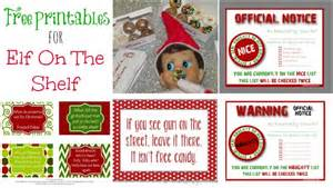 on the shelf printables freebies munchkins