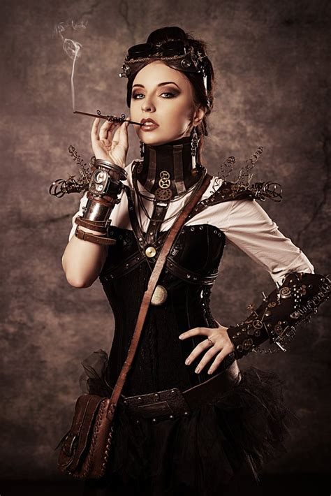 steam style steunk fashion eccentric esthetic style stylewe