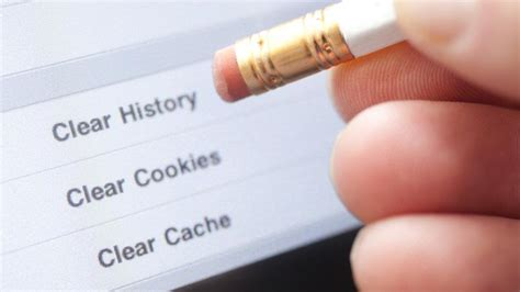 clear cookies how to clear your cache on any browser pcmag com