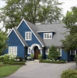 Blue Gray House Color lisa mende design best navy blue paint colors 8 of my favs