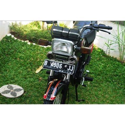 Rx King Motor Kode Tr5972 yamaha rx king th 1996 modifikasi total jadi rx king tahun 1983 warna hitam mulus jakarta