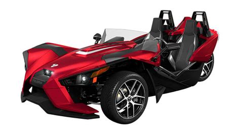 Vehicle With Three Wheels by Slingshot Open Air Roadster 3 Wheel Polaris Autos Post