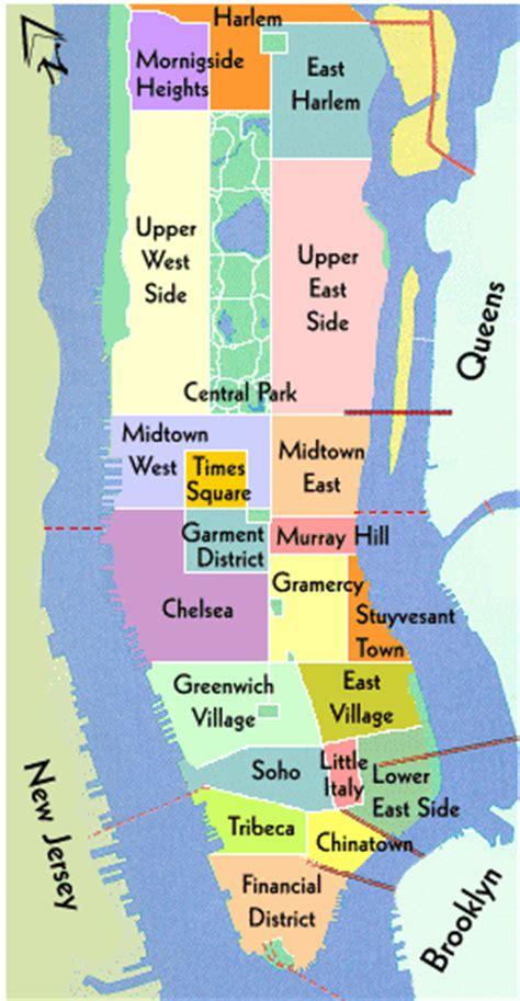 manhattan area map hotels in manhattan new york