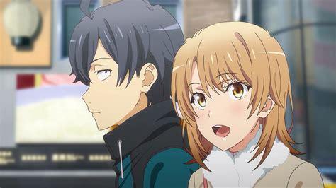 Kaos Kotori Minami Live oregairu zoku season 2 ova anime kovers