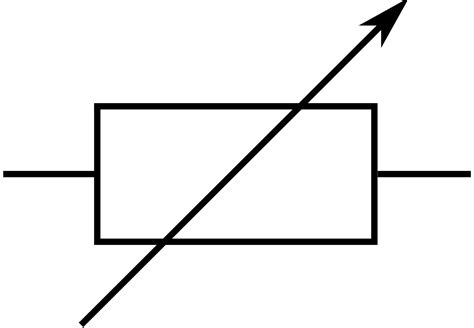 schematic symbol for variable resistor variable resistor schematic symbol schematic symbols the essential symbols you should