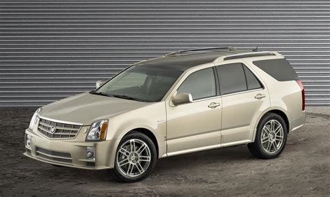 Cadillac 2007 Srx by 2007 Cadillac Srx Sport By Buchman Top Speed