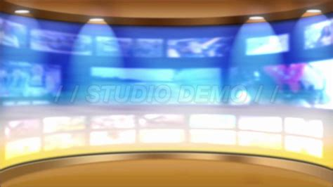 news room background green screen background 3 multi loop