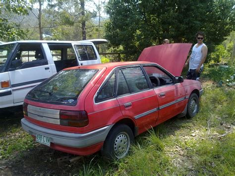 how to sell used cars 1989 ford laser on board diagnostic system barnz 1989 ford laser specs photos modification info at cardomain